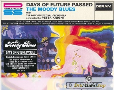 The Moody Blues - Days Of Future Passed (2006) SACD-R