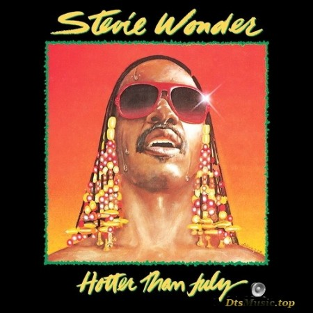 Stevie Wonder - Hotter Than July (1980/2011) SACD