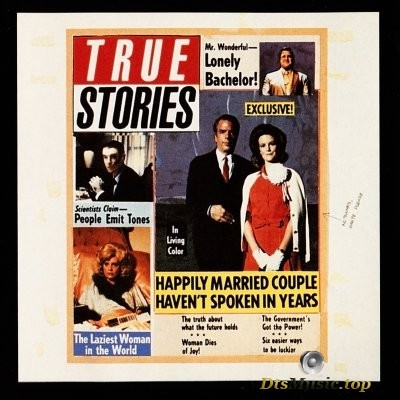 Talking Heads - True Stories (2006) DVD-Audio