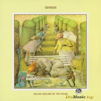 Genesis - Selling England by the Pound (2008) Audio-DVD