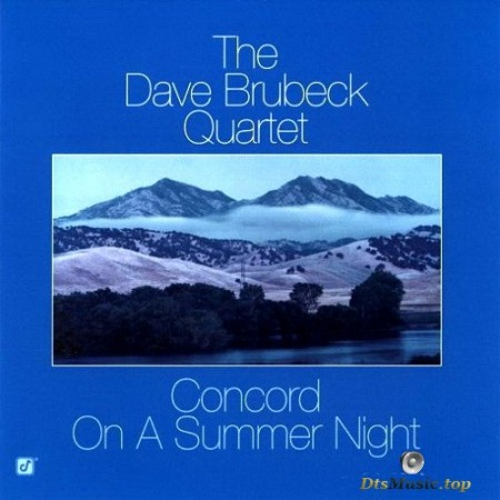 The Dave Brubeck Quartet - Concord On A Summer Night (1982/2003) SACD