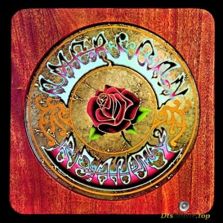 The Grateful Dead - American Beauty (1970/2014) SACD