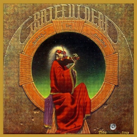 The Grateful Dead - Blues For Allah (1975/2019) SACD