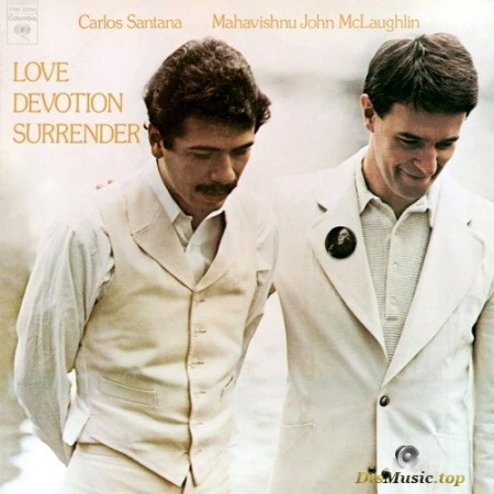 Carlos Santana, Mahavishnu John McLaughlin - Love Devotion Surrender (1973/2011) SACD