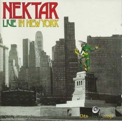 Nektar - Live In New York (2004) SACD-R