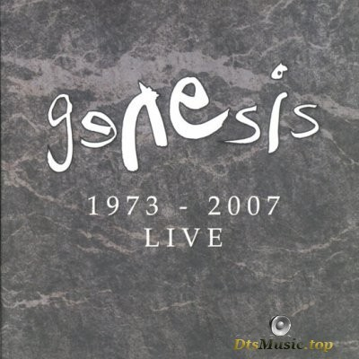 Genesis - Live (2009) Audio-DVD