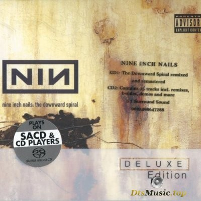 Nine Inch Nails - The Downward Spiral (2004) SACD-R