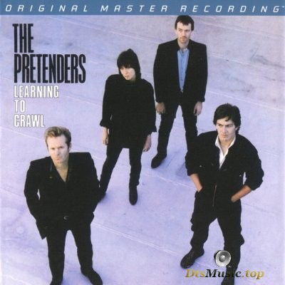 The Pretenders - Learning To Crawl (2012) SACD-R