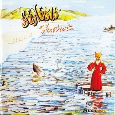 Genesis - Foxtrot (2007) DVD-Audio