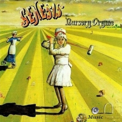 Genesis - Nursery Cryme (2007) DVD-Audio