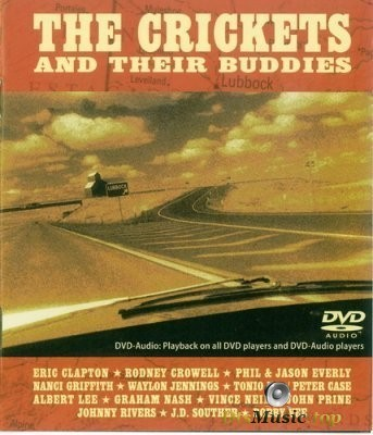 The Crickets - The Crickets And Their Buddies (2004) DVD-Audio
