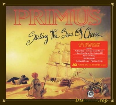 Primus - Sailing The Seas of Cheese (2013) FLAC 5.1