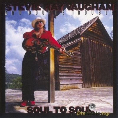 Stevie Ray Vaughan And Double Trouble - Soul To Soul (Texas Hurricane Box Set) (2014) SACD-R