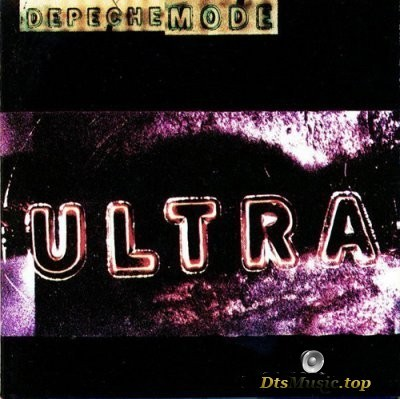 Depeche Mode - Ultra (2007) Audio-DVD