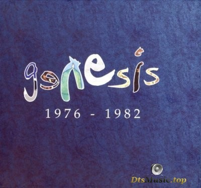 Genesis - Extra Tracks 1976-1982 (2007) DVD-Audio