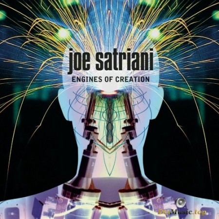 Joe Satriani - Engines Of Creation (2000) SACD