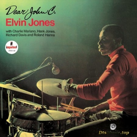 Elvin Jones - Dear John C. (1965/2011) SACD + Hi-Res