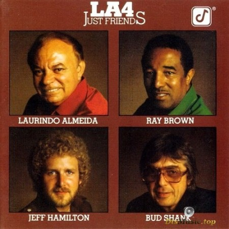 L.A. 4 - Just Friends (1978/2003) SACD