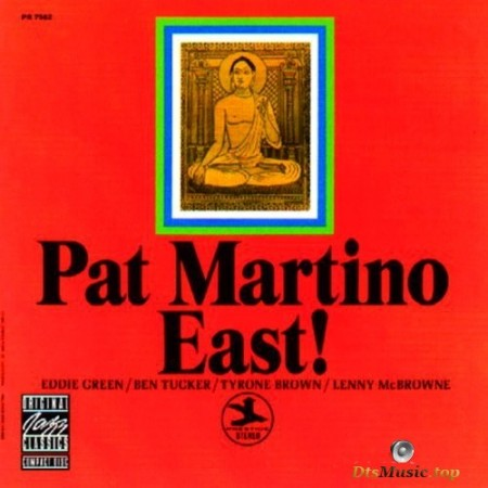 Pat Martino - East! (1968/2006) SACD