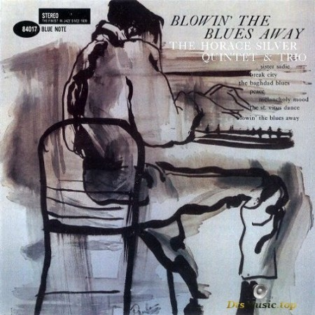 Horace Silver Quintet & Trio - Blowin' The Blues Away (1959/2011) SACD + Hi-Res