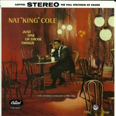 Nat King Cole - Just One Of Those Things (1957/2011) SACD
