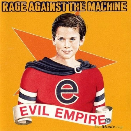 Rage Against The Machine - Evil Empire (1996/2016) SACD