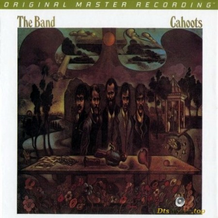 The Band - Cahoots (1971/2009) SACD
