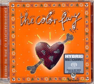 Fury In The Slaughterhouse - The Color Fury (2002) SACD-R