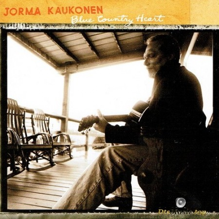 Jorma Kaukonen - Blue Country Heart (2002) SACD