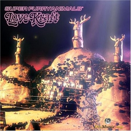 Super Furry Animals - Love kraft (2005) SACD
