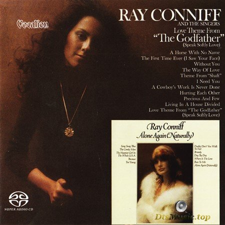 Ray Conniff - Alone Again (Naturally) & Love Theme From The Godfather (1972, 2018) SACD-R
