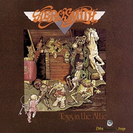 Aerosmith - Toys In The Attic (1975/2002) SACD