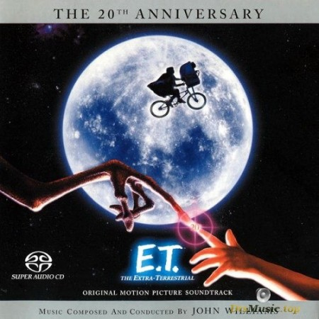 John Williams - E.T. The Extra-Terrestrial: The 20th Anniversary Edition (2002) SACD