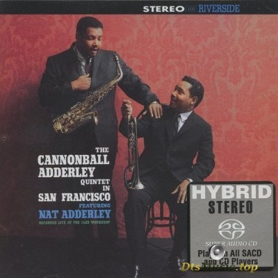 Cannonball Adderley Quintet - In San Francisco (2004) SACD-R