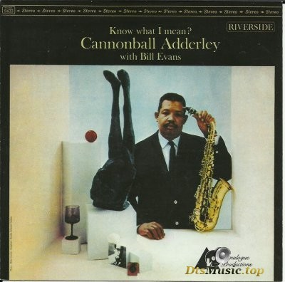 Cannonball Adderley with Bill Evans - Know What I Mean? (2002) SACD-R