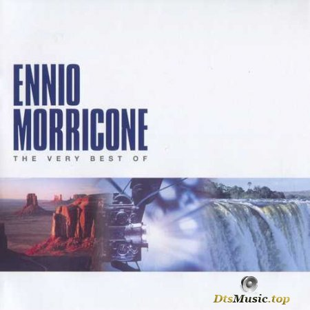 Ennio Morricone - The Very Best Of Ennio Morricone (Numbered, Limited Edition) (2000, 2016) SACD-R