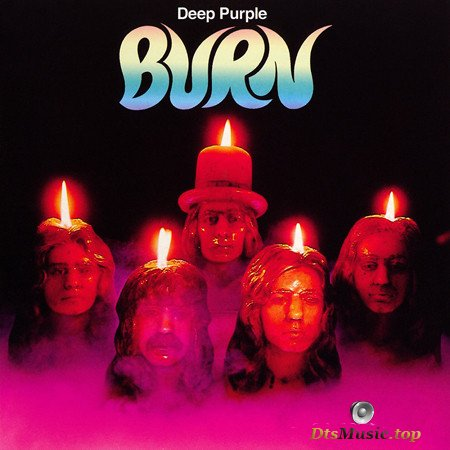 Deep Purple - Burn (1974) DVDA