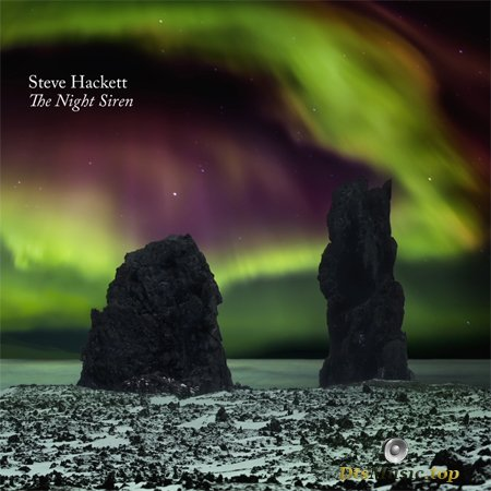 Steve Hackett - The Night Siren (2017) DVDA