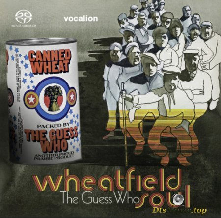 The Guess Who - Wheatfield Soul & Canned Wheat (1969, 2019) SACD-R