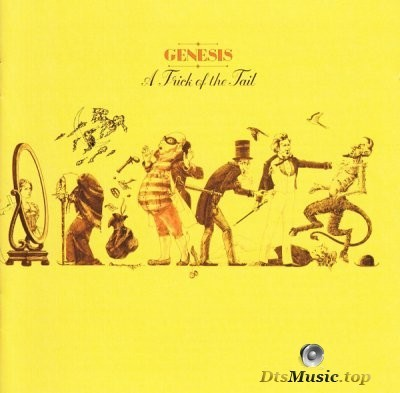 Genesis - A Trick Of The Tail (2007) Audio-DVD