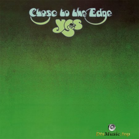 Yes - Close To The Edge (1972, 2013) DVD-A