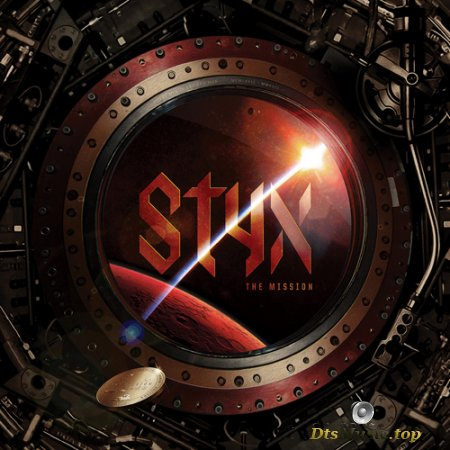 Styx - The Mission (2017, 2018) DVD-A