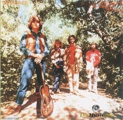 Creedence Clearwater Revival ‎- Green River (2002) SACD-R