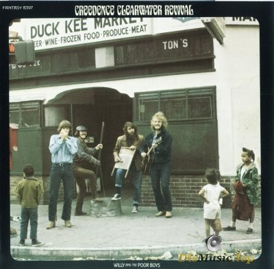 Creedence Clearwater Revival - Willy and the Poorboys (2002) SACD-R