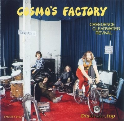 Creedence Clearwater Revival - Cosmo's Factory (2002) SACD-R