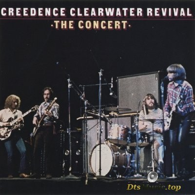 Creedence Clearwater Revival - The Concert (2003) SACD-R