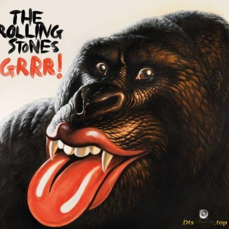 The Rolling Stones - GRRR! (2012) [Blu-Ray Audio]