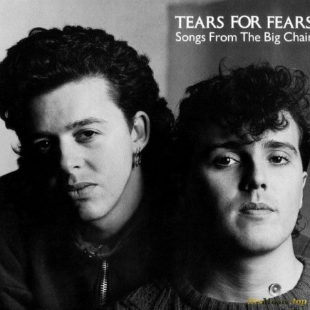 Tears For Fears - Songs From The Big Chair (1985/2014) [Blu-Ray Audio]