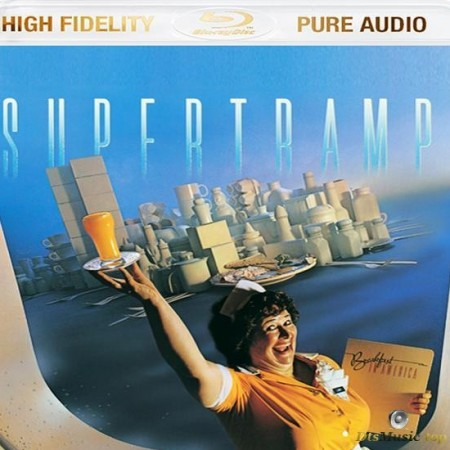Supertramp - Breakfast in America (1979) [Blu-Ray Audio]