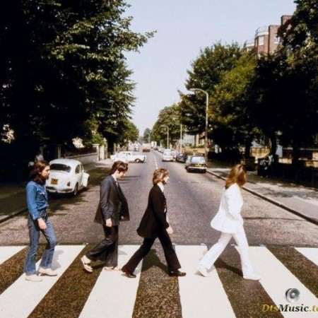 The Beatles - Abbey Road: 50th Anniversary (Super Deluxe Edition) (1969/2019) [Blu-Ray Audio]